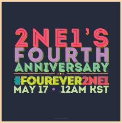 mikiasianmusiclover20:  I love that hashtag!! <3 <3 <3 FOUREVER2NE1 <3 <3 <3 <3