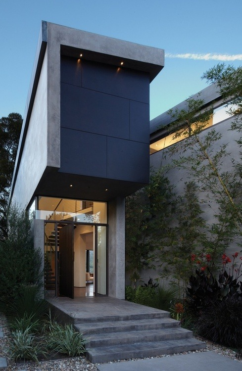cabbagerose:  mandeville canyon residence/griffin enright architects via: belmortimer