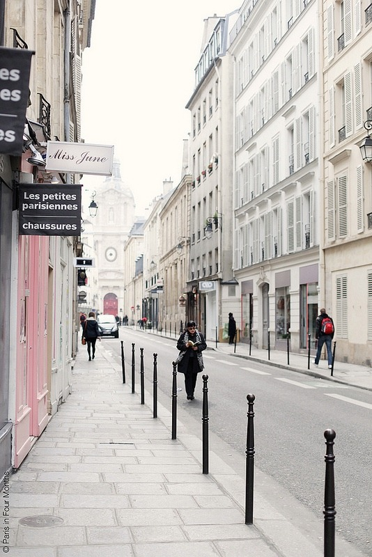 | ♕ |  Strolling Le Marais, Paris  | by © Carin Olsson