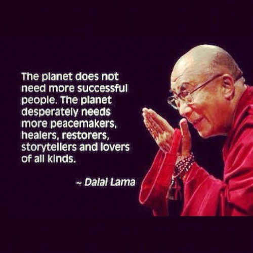 karmuhclothingla:  #DalaiLama #peace #buddhism #Tibetan #love #yellowhat #ocean #guru #truth