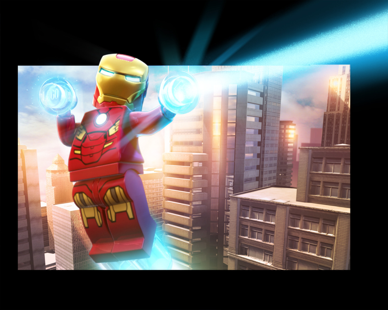 LEGO Marvel Super Heroes – character renders and concept artwork.