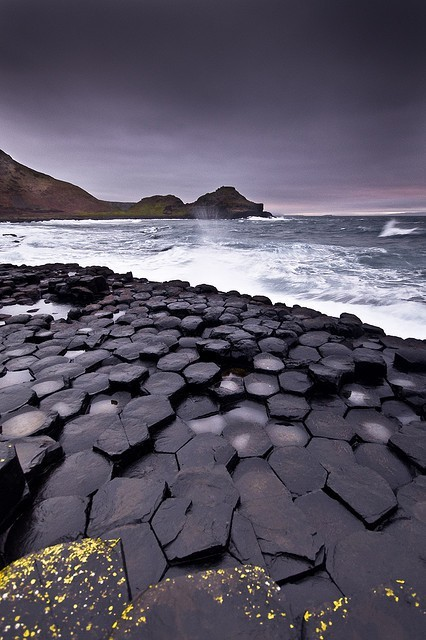 x-enial:  The Giant's Causeway in County Antrim, Ireland