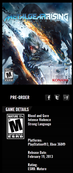 If Revengeance gets pushed back one more time, I'm going to punch a nun. If I don't have this game in my hand before summer, I'm going to break a baby in half.