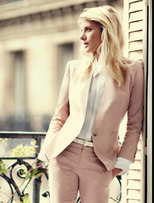 Mélanie Laurent - Vogue (January 2013)   Bam