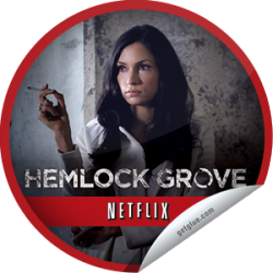 I just unlocked the Hemlock Grove Superfan sticker on GetGlue                      1027 others have also unlocked the Hemlock Grove Superfan sticker on GetGlue.com                  The monster is within. You tore through this series like a hungry werewolf. Thank you for watching Hemlock Grove! Share this one proudly. It's from our friends at Netflix.