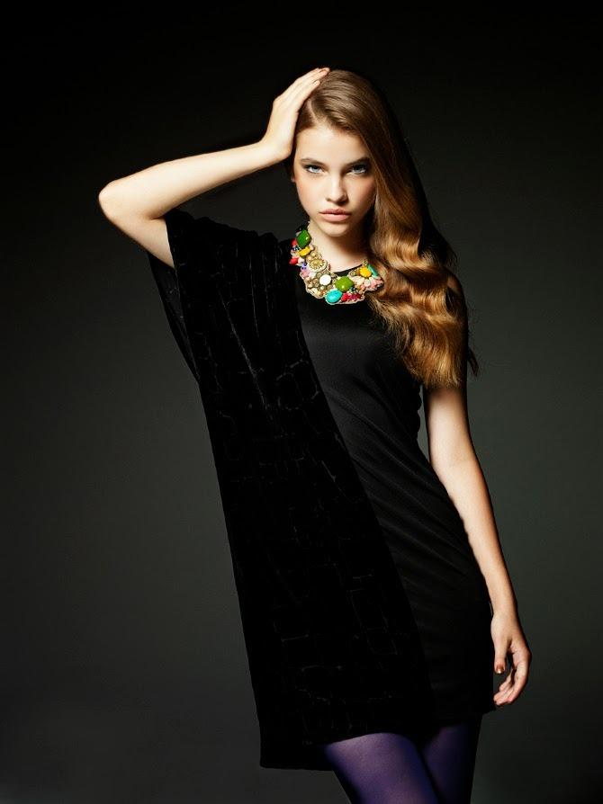 atropolis: Barbara Palvin para Yuji Zendou Opeque Moda.