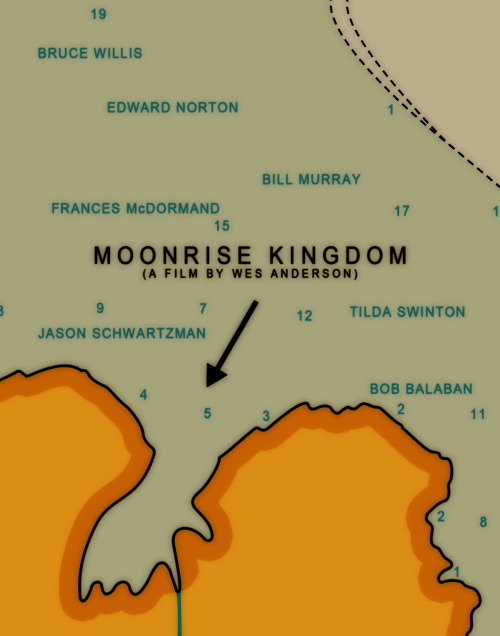 Moonrise Kingdom by Matt Carroll