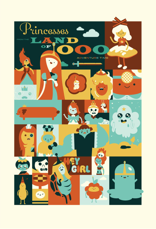 More Adventure time love I created for FakeAnything!