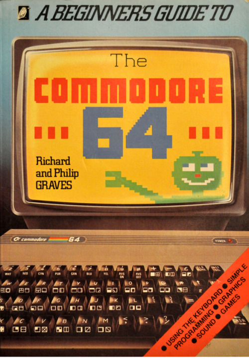 Commodore 64 Obsolete Computer Book Covers