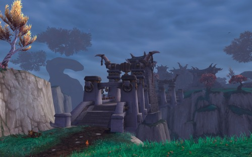 Townlong Steppes, Pandaria, 2013
