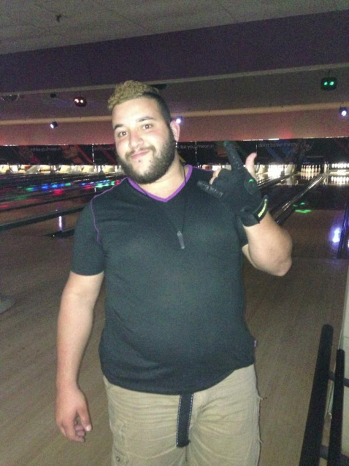 Went out bowling again!