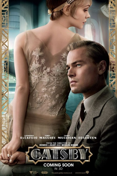 "labellefabuleuse:  Carey Mulligan and Leonardo DiCaprio in ""The Great Gatsby"""