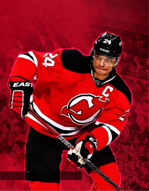 Congratulations to the new captain of the New Jersey Devils, Bryce Salvador!
