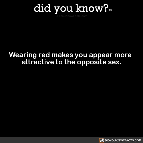 wearing-red-makes-you-appear-more-attractive-to