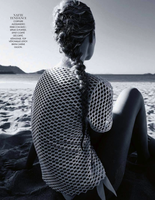labellefabuleuse:  Toni Garrn photographed by Nico for Madame Figaro, April 2013