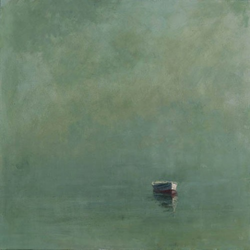 journalofanobody:  Anne Packard, Green Dory