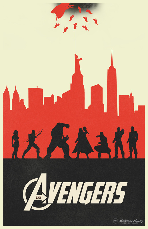The Avengers by William Henry