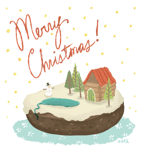 Belated Merry Christmas and advanced happy new year! \:D/