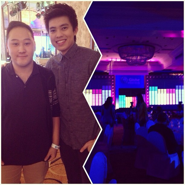 Day 43 of 365  Last night at the Globe's #gosakto media launch!:)  #perks #photo365 #photochallenge #instagram365 #iphoneography #kimpoyfeliciano