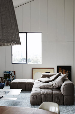(via a stylish apartment in melbourne, australia | the style files)