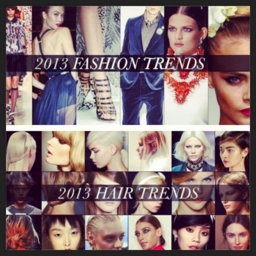I am in love with this year fashion trends  . Is very eclectic