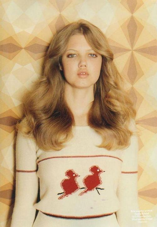 Lindsey Wixson photographed by Venetia Scott for AnOther Magazine, Fall/Winter 2010
