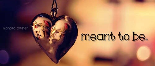 "kiefercelo:  Do you believe in ""meant to be""? In ""If it's meant to be, it will be""? That's why sometimes you don't even care. You always wait that time was the one that pushes you to do something. Things will come in the right time because it is destined just for us but we can't get it if we don't put some effort. We can't receive those things easily. Just like in love, if you love somebody then tell him/her how you feel. Don't be scared in his/her reaction or rejection. You should take a chance and don't worry if it does not turn out well. True love will always be waiting, what's meant to be will always finds a way. It just needs a little push."