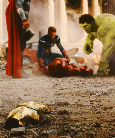 Ah just an amazing photograph, avengers Fan.