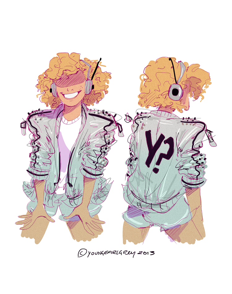 I want to make this jacket so bad. it will be shiny and sparkly and I can wear it to roller discos in my head.