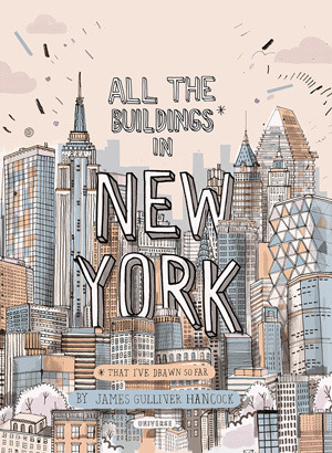 "An Illustrated Tour of All the Buildings in New York Maria Popova, brainpickings.org ""It is the other ordinary buildings, spilling with hectic daily life, that hold real New York life and passion.""New York City has served as a muse to such literary greats as Gay Talese, Anaïs Nin, E. B. White, and Jan Morris. It has been th…  New York illustrated"