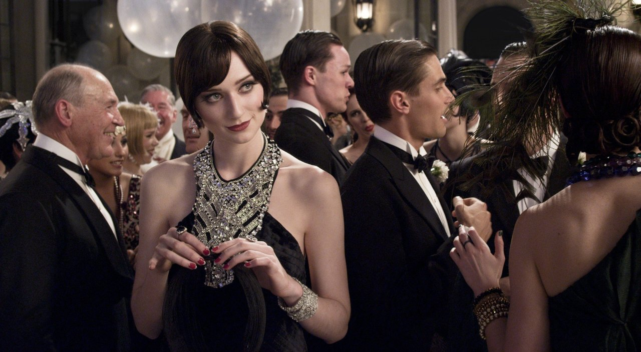 Elizabeth Debicki, how is Gatsby only your second film? Because you, ma'am, are phenomenal at this thing called acting. I demand more films. Do you hear me?! MORE!