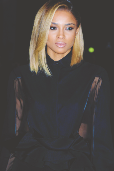 prettyfuckeengirls:  Ciara attends the Givenchy Show in Paris. (3-3-12)