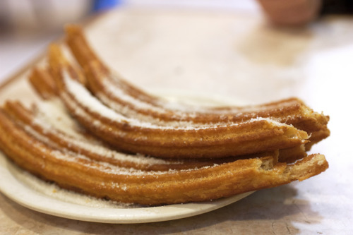 churros! photo by bionicgrrrl