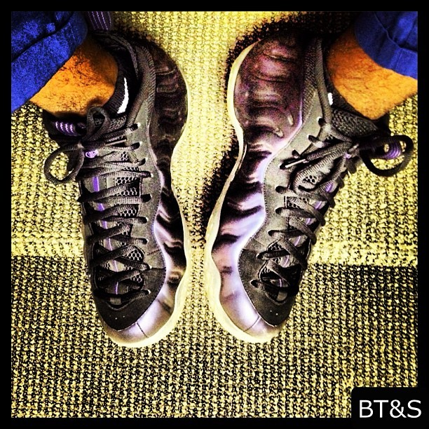 Purple People Eaters….#Foams #jordans #sneakers #kicks #igsneakercommunity #sneakerhead #todayskicks #nicekicks #XI #nike #kicksoftheday #wiwt #whatiworetoday #ootd #outfitoftheday #Kicksonfire #kicksdeals #batonrouge #neworleans #lsu #su #xula #nola #menswear #mensfashion #igfashion #ijustlikeshoes #tag4likes