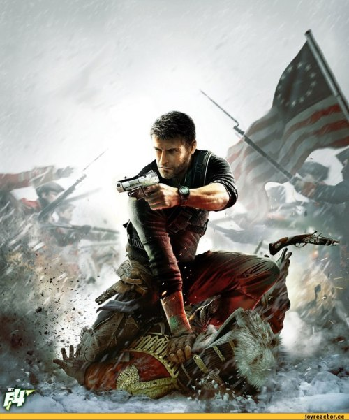 What happens when you put Sam Fisher in Assassin's Creed III?