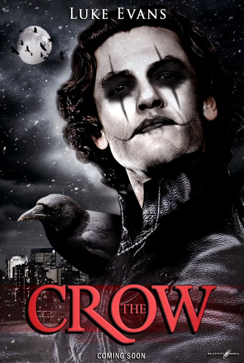 The Crow by Nicholas Baltra