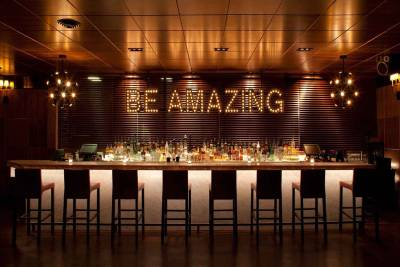 hersoulsevolution:  Be Amazing. Hotel Phoenix. SF, Ca.