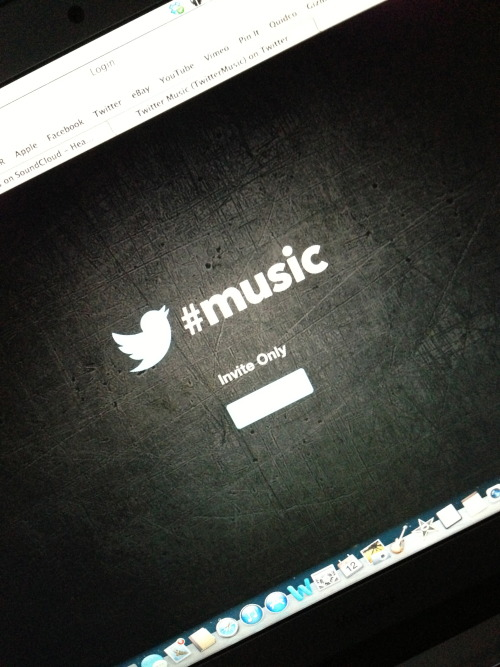 Twitter #music goes live, but via 'invite only'. Twitter today launched Twitter music, so it is real. Not quite sure what the service will fully feature as we are yet to obtain an invite in which to test it out. It is expected to be a way in which you can recommend music that interests you to your followers via your feed - just a fancy way of tweeting about music really. We assume it will have imbedded function within tweets to enable users to listen to tracks directly from the tweet rather than from a link that will take you away from twitter. We also expect there will be a heavy presence from the artists themselves in order to promote their music. We think it will be much like Ping, the Apple music social network based around iTunes but Twitter's version will hopefully hang around for longer.  Rumours are also flying about to suggest an iOS app is also ready and is expected to arrive on the App Store imminently. It seems Twitter is serious about content, after moving into the video capture and editing field with Vine, now it creates a whole new service relating to music. The Twitter experience is evolving from being a medium in which to broadcast a message of 140 characters. Stay tuned as a full review of the app and service will follow once it lands and we get access.  by Andrew Jones @AHJ87