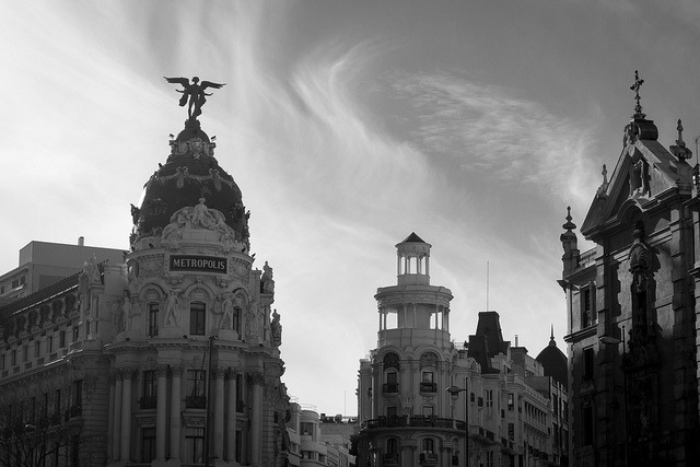 Alcalá - Gran Vía on Flickr.