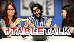 Table Talk: Jet Packs, Ghosts, and Donny Osmond!!  Click the image for the story: http://bit.ly/12rDAXK