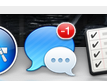 -1 messages? Oh well, at least iMessages can sort by date correctly. Oh, wait…