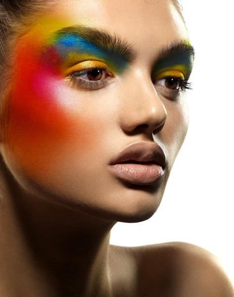 make-up-is-an-art:  by Jabe