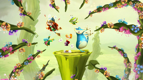 Ubisoft reveal Rayman Legends release date