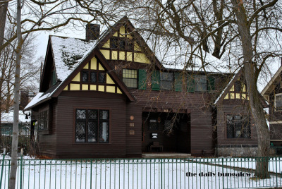 Corbin Park::Tudor Revival on Flickr.