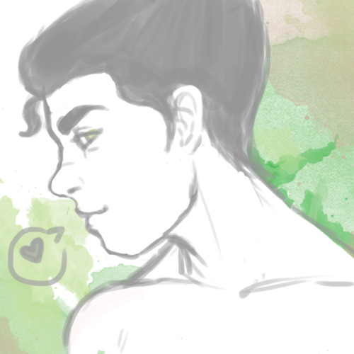 tamiking:  Guys I can't stop drawing Bolin help