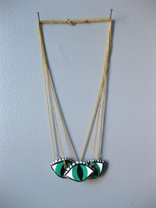 Third Eye necklaces