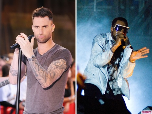 March Music Madness continues with a battle between Maroon 5 and Kanye West! Cast your vote here!
