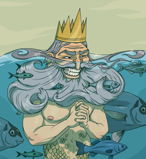 Neptune of the sea!!!
