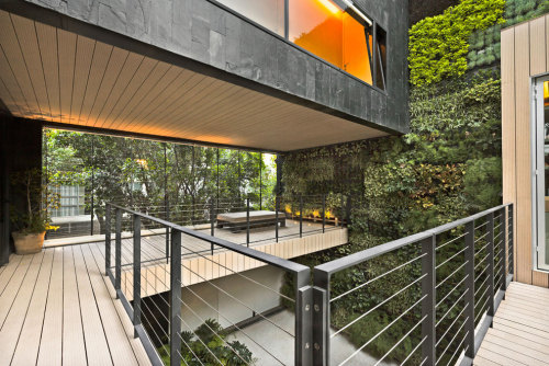 remash:  casa cormanca | courtyard ~ paul cremoux studio
