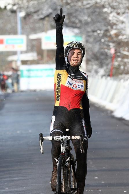 Superprestige Hoogstraten 2013: Sanne Cant Wins In Hoogstraten, Photos | Cyclingnews.com